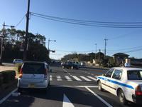 ヤマダ電機を過ぎて1つ目の「丸河内交差点」を左折。