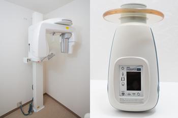 三次元歯科用CT / デジタルレントゲンシステム